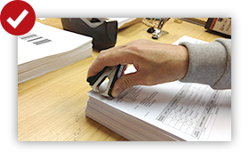 Preparing Documents for Scanning