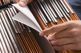 financial document scanning